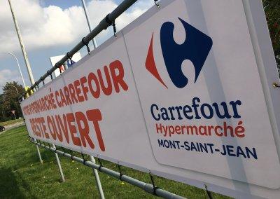 Bache Carrefour